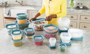 Rubbermaid Flex & Seal Food Storage Set with Easy-Find Lids (42-Piece)