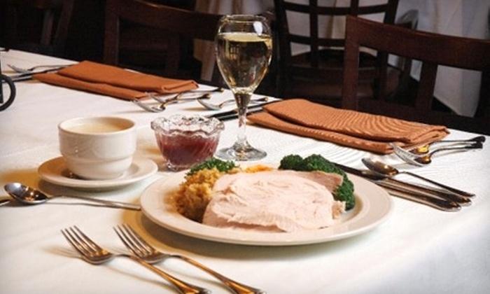 Strongbow Inn - Valparaiso: $15 for $30 Worth of Upscale Comfort Cuisine at Strongbow Inn in Valparaiso