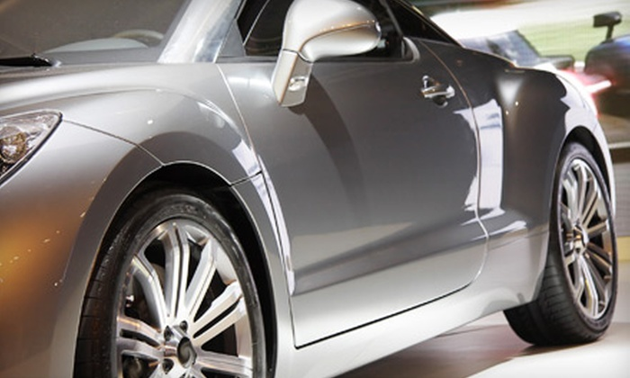 West County Auto Body - St. Louis: Windshield or Hail-Damage Repair at West County Auto Body
