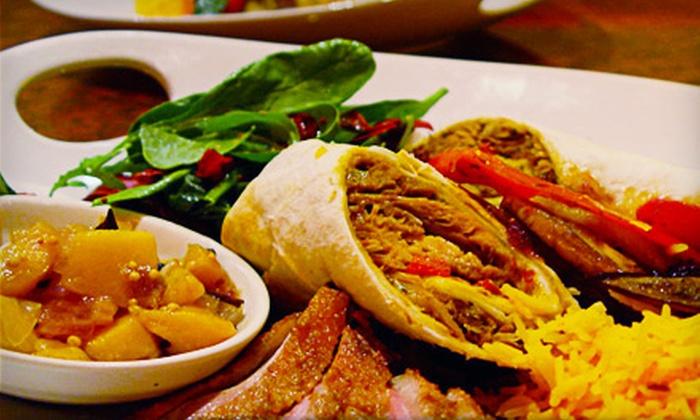 Mambo Restaurante Nuevo Latino - Byward Market - Parliament Hill: Prix Fixe Tapas Menu for Two Sunday–Thursday or Friday–Saturday at Mambo Restaurante Nuevo Latino (Up to 55% Off)