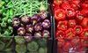 Figueroa Produce - Highland Park: $12 for $25 Worth of Groceries, Produce, and Gourmet Meats at Figueroa Produce
