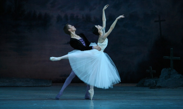 """Giselle"" - Auditorium at Hopkins High School: Metropolitan Ballet's ""Giselle"" at the Auditorium at Hopkins High School on October 26 or 27 (Up to 56% Off)"