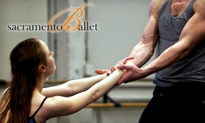 "Sacramento Ballet - Downtown: $25 for One Orchestra-Level Ticket to Sacramento Ballet's ""Romeo and Juliet"" on February 10 at 7:30 p.m. ($51 Value)"
