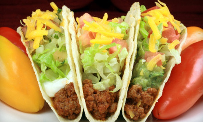 La Terraza Mexican Grill & Bar - Bristol,South Santa Ana: $15 for $30 Worth of Mexican Fare and Drinks at La Terraza Mexican Grill & Bar in Santa Ana