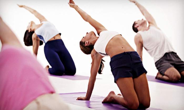 The Yoga Room of Kensington @ Buzy Body Movement & Body Essentials - Calgary: $25 for a Month of Yoga Classes at The Yoga Room of Kensington @ Buzy Body Movement & Body Essentials (Up to $99 Value)
