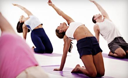 The Yoga Room of Kensington @ Buzy Body Movement & Body Essentials - The Yoga Room of Kensington @ Buzy Body Movement & Body Essentials in Calgary