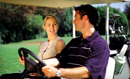 18 Holes of Golf and Cart Rental for Two (a $38 Value) - Paradise Valley Golf Course in Charlotte