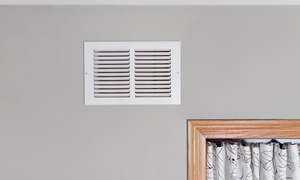 Air Duct Clean: $95 for Air-Duct Cleaning for Up to 10 Ducts and a Camera Inspection from Air Duct Clean ($478 Value)