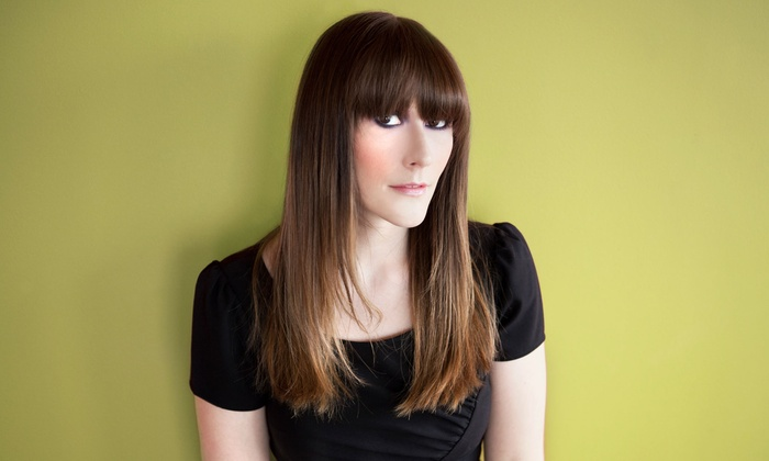 Beauty by Brianna - Downtown: Haircut with Conditioning Treatment and Optional Partial Highlights or Full Color at Beauty by Brianna (50% Off)