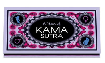 A Year of Kama Sutra Intimacy Game