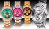 Charles Latour Chaplet Women's Multifunction Watch: Charles Latour Chaplet Women's Multifunction Watch