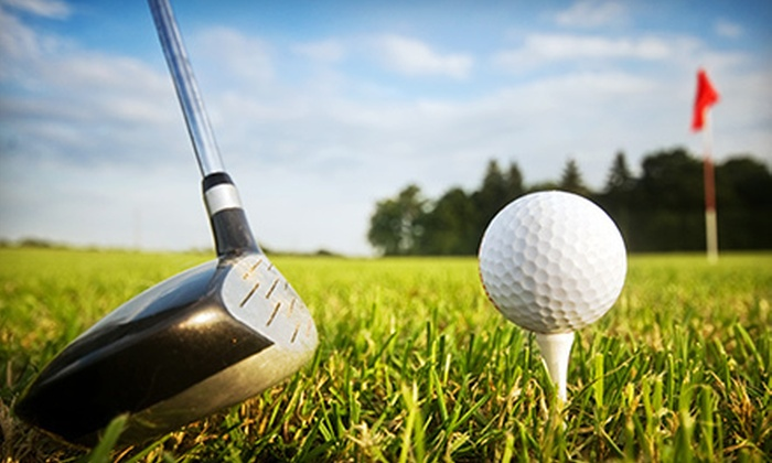 Waters Landing Golf Park - Germantown: One Two-Hour Power Driver and Distance Lesson or Five One-Hour Group Lessons at Waters Landing Golf Park (Up to 59% Off)