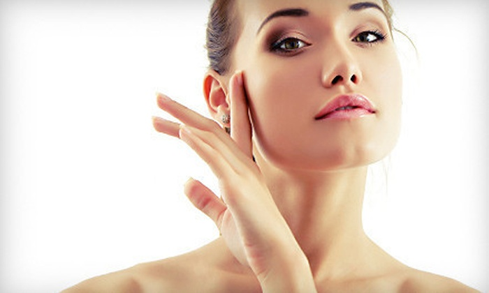 Forever U - Delray Park of Commerce West: $129 for Two Spider-Vein-Removal Treatments at Forever U ($700 Value)