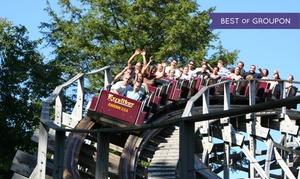 Funtown Splashtown USA: Ride Park Visit for Two at Funtown Splashtown USA (23% Off)