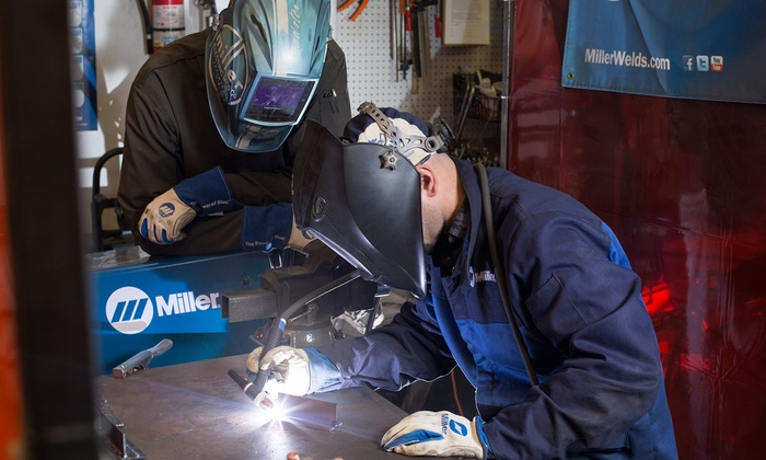 Arc Academy - West Town: Welding Courses or DIY Table-Making Course at Arc Academy (Up to 36% Off). Three Options Available.