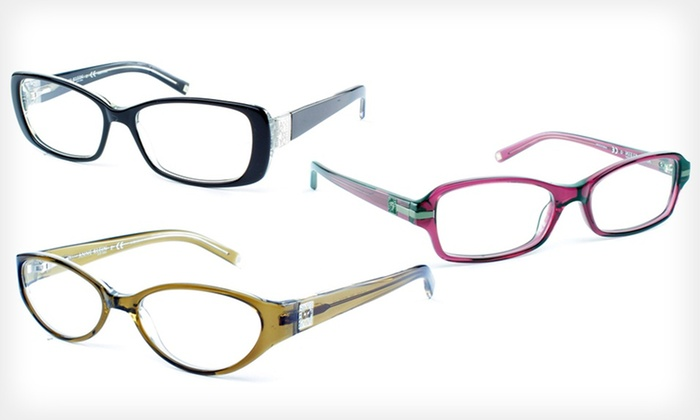 Anne Klein Women's Eyeglasses: $29.99 for One Pair of Anne Klein Women's Eyeglasses (Up to $165 List Price). 27 Styles Available.