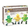 Laughing Dog Toys with Sound (3-Pack)