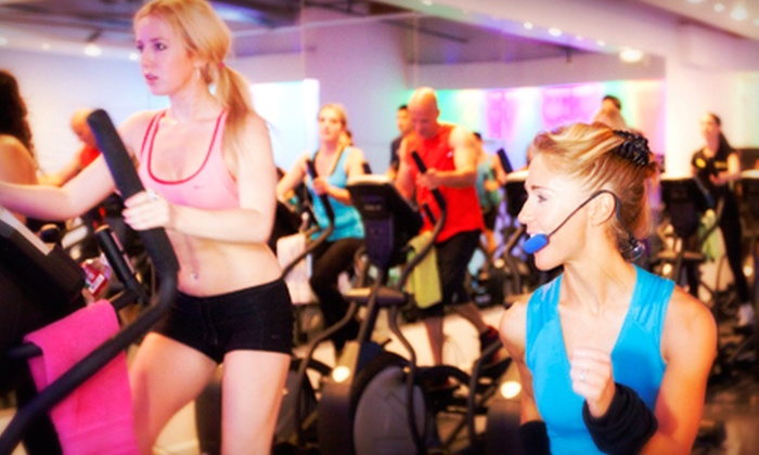 ElliptiFit - West LA: One Month of Unlimited or 10 Group Fitness Classes at ElliptiFit (Up to 64% Off)