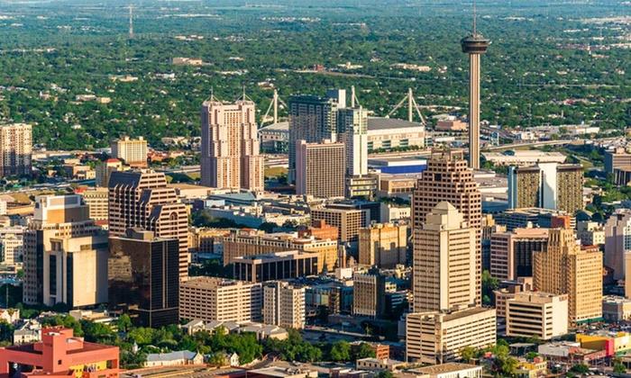 Grand Hyatt San Antonio - San Antonio, TX: Stay for Two at Grand Hyatt San Antonio in San Antonio, TX