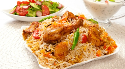 60% off at Masala Indian & Mediterranean Cuisine