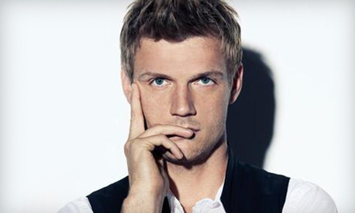 Nick Carter - LC Pavilion: One Ticket to See Nick Carter at Lifestyle Communities Pavilion on February 12 at 7 p.m. (Up to $32.25 Value)