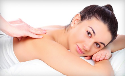 Peppermint Infrared Body Wrap, 30-Min Massage, and 1-Hour Flotation-Therapy Body Exfoliation ($175 value) - Buoyance Inc. in Huntersville