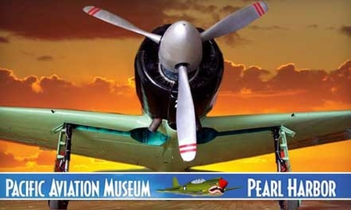 Pacific Aviation Museum Pearl Harbor - Aiea: $17 for Two-Hour Aviator's Tour and Flight Simulator at Pacific Aviation Museum Pearl Harbor (Up to $35 Value)