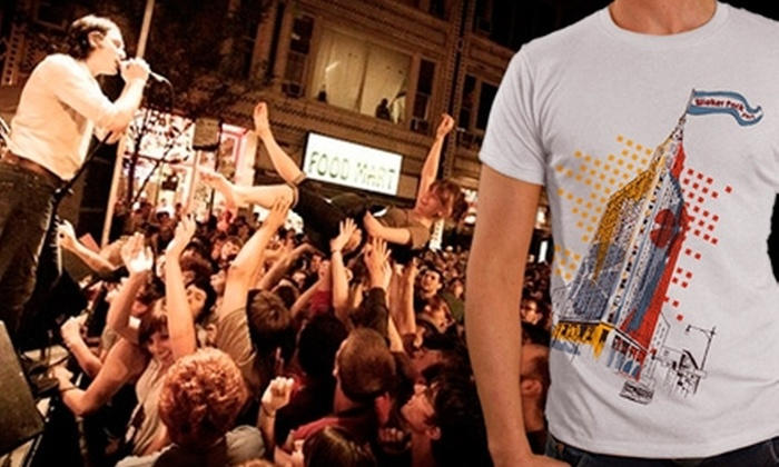 Wicker Park Fest - Wicker Park: $15 for a Weekend Pass to Wicker Park Fest on July 23–24, Plus a Festival T-shirt (Up to $34 Value)