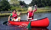 The Original Hocking Valley Canoe Livery - Multiple Locations: $25 for Canoeing or Kayaking and Mini Golf for Two from Hocking Valley Canoe Livery and Fun Center (Up to $54 Value)