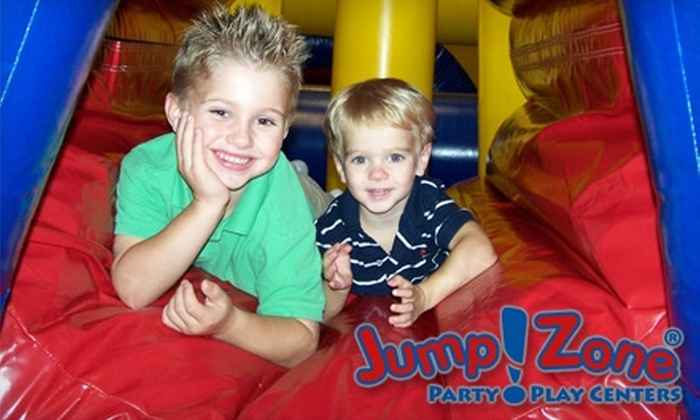 Jump!Zone - Welleby: $20 for a Six-Visit Pass to Jump!Zone in Sunrise ($54 Value)