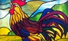 The Laurel Leaf - Linton South Harpeth: $89 for an Introductory Stained-Glass Workshop for Two at The Laurel Leaf in Franklin ($190 Value)