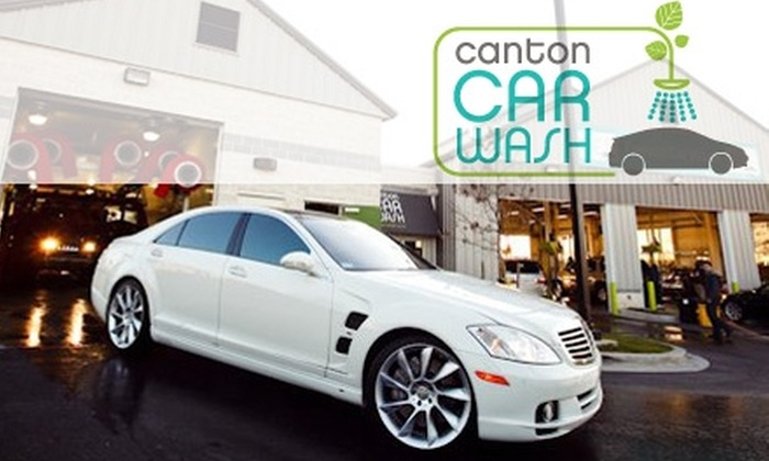 Canton Car Wash - Baltimore: $34.95 for a Platinum Wash at Canton Car Wash