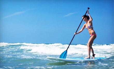 Maui B's: Beginners Paddleboarding Training Lesson - Maui B's in Orlando