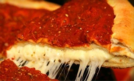 $15 Groupon to Banducci's Pizza - Banducci's Pizza in Rockford