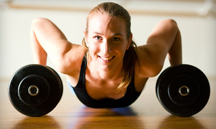 Go: Fitness - Grandview Heights: 10 or 20 Group Training Sessions at Go: Fitness (Up to 70% Off)