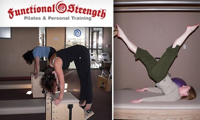 Functional Strength Pilates & Personal Training - Lone Tree: $40 for Three Equipment Classes at Functional Strength Pilates & Personal Training ($84 Value) in Lone Tree