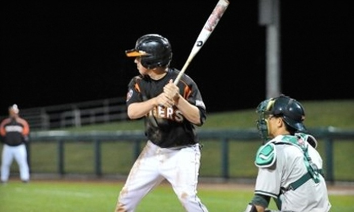 University of the Pacific Tigers baseball - Pacific: $6 for Two General-Admission Tickets to University of the Pacific Tigers Baseball Game (Up to $12 Value). Two dates available.