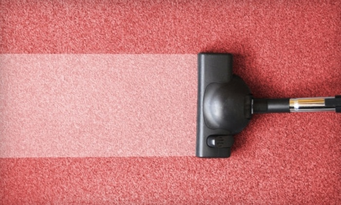The Burns Clean Team - Multiple Locations: $49 for a Basic Two-Room Carpet Cleaning from The Burns Clean Team ($98 Value)