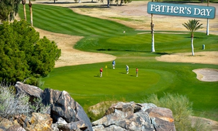 Tres Rios Golf Course - Goodyear: $25 for Two Greens Fees and Two Buckets of Range Balls at Tres Rios Golf Course in Goodyear (Up to $54 Value)