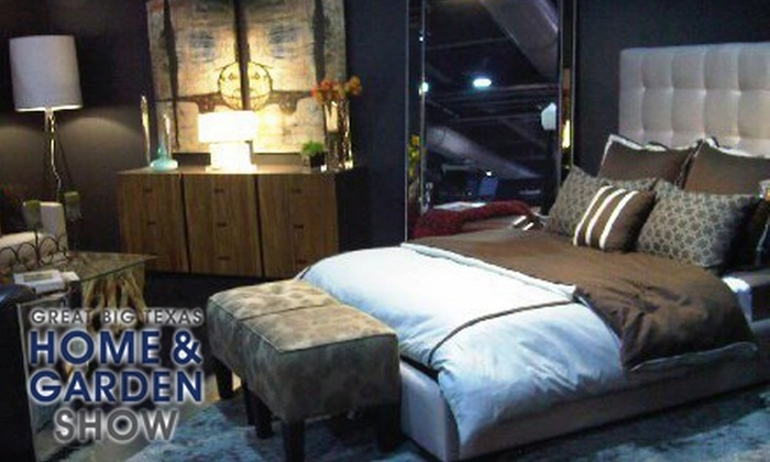 Great Big Texas Home & Garden Show - Arlington: $7 for a One-Day General-Admission Pass to the Great Big Texas Home & Garden Show at Cowboys Stadium in Arlington (Up to $15 Value)