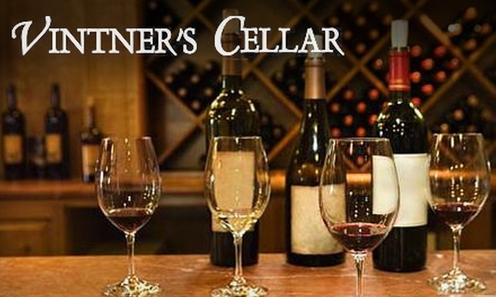 Vintner's Cellar - Downtown Royal Oak: $15 for a Two-Person Wine Tasting at Vintner's Cellar of Royal Oak ($30 Value)