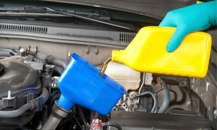 William Michael Automotive - Santa Clara: Standard or Synthetic Oil and Filter Change with Inspection at William Michael Automotive in Santa Clara (Up to 67% Off)