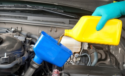 Standard Oil and Filter Change, plus 42-Point Inspection ($55 value) - William Michael Automotive in Santa Clara