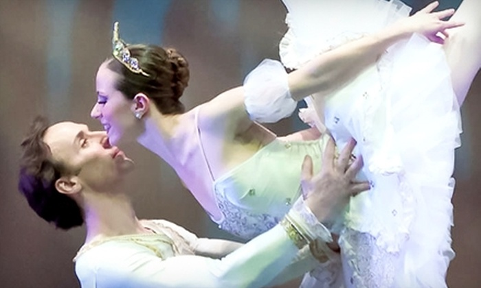 The Peninsula Ballet Theatre Conservatory of Dance - Hayward Park: $50 for 10-Class Punch Card at The Peninsula Ballet Theatre Conservatory of Dance in San Mateo ($100 Value)