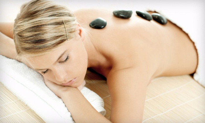 Preston Family Chiropractic - Raleigh / Durham: $57 for a Lavender Hot-Stone Massage and Chiropractic Consultation at Preston Family Chiropractic ($115 Value)