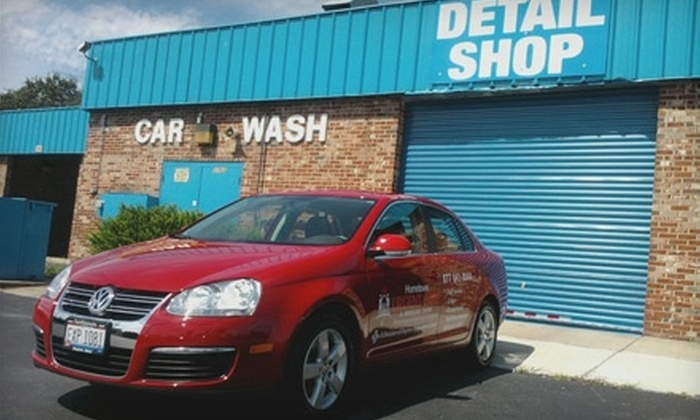 Mr. Suds Detail Shop - Kettering: $34 for Interior or Exterior Auto Detailing at Mr. Suds Detail Shop (Up to $89 Value)