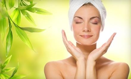 Parisian Day Spa & Permanent Make up Salon: Seaweed Miracle Wrap - Parisian Day Spa & Permanent Make up Salon in Henderson