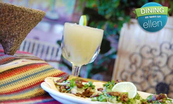 Rincon Mexicano - Cincinnati: Mexican Dinner for Two, Four, or Six at Rincon Mexicano