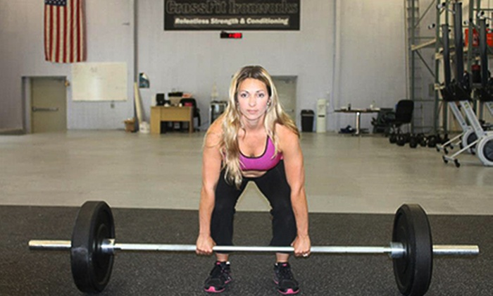 CrossFit South Windsor - Multiple Locations: 12 CrossFit Classes or One Month of Unlimited Classes at CrossFit South Windsor (Up to 59% Off)