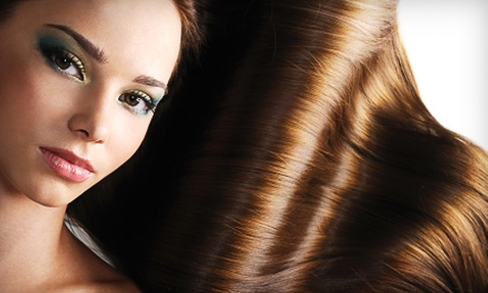 Stella d'Oro Salon - Chicago: $150 for a Formaldehyde-Free Brazilian Blowout at Stella d'Oro Salon in Schaumburg ($350 Value)